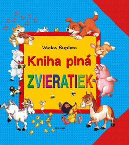 Obrázok Kniha plná zvieratiek