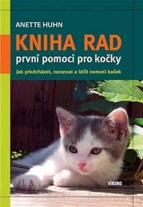 Obrázok Kniha rad první pomoci pro kočky