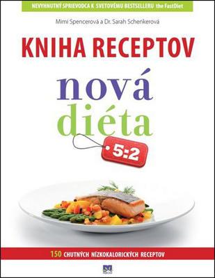 Obrázok Kniha receptov Nová diéta 5:2