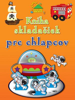 Obrázok Kniha skladačiek pre chlapcov