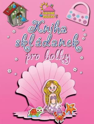 Obrázok Kniha skládanek pro holky