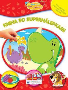 Obrázok Kniha so supernálepkami