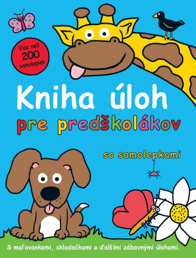 Kniha úloh pre predškolákov
