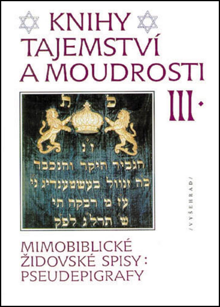 Knihy tajemství a moudrosti III - Zdeněk Soušek