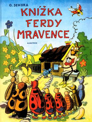 Obrázok Knížka Ferdy Mravence