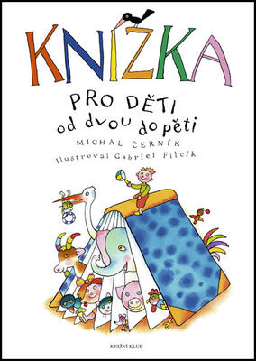 Obrázok Knížka pro děti od dvou do pěti