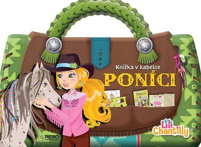 Obrázok Knížka v kabelce Poníci