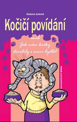 Obrázok Kočičí povídání aneb Jak nám kočky dovolily s nimi bydlet