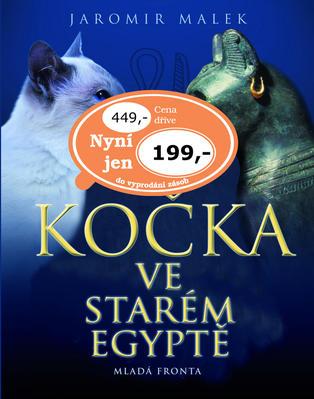 Obrázok Kočka ve starém Egyptě