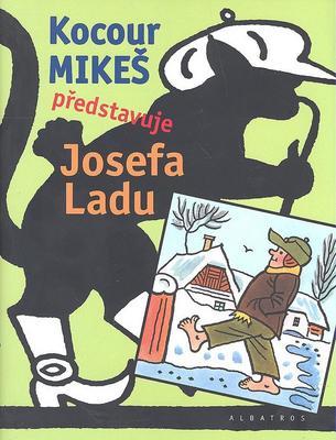 Obrázok Kocour Mikeš představuje Josefa Ladu