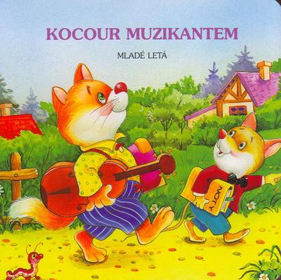 Obrázok Kocour muzikantem
