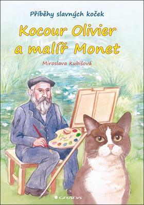 Obrázok Kocour Olivier a malíř Monet