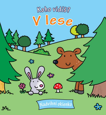 Obrázok Koho vidíš? V lese