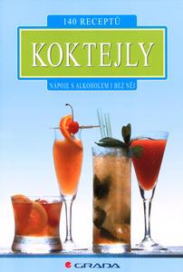 Obrázok Koktejly nápoje s alkoholem i bez něj