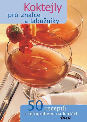 Obrázok Koktejly pro znalce a labužníky (50 karet)