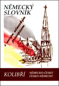 Obrázok Kolibří slovník německo-český, česko-německý