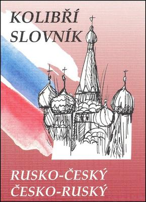 Obrázok Kolibří slovník rusko-český česko-ruský