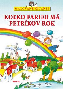 Obrázok Koľko farieb má Petríkov rok