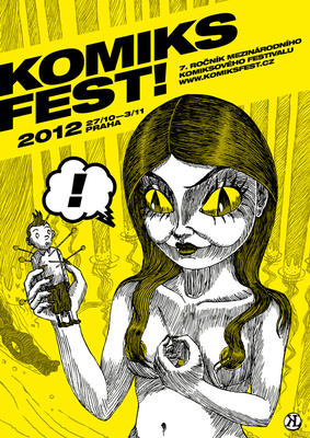 Obrázok KomiksFEST! 2012