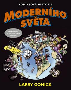 Obrázok Komiksová historie moderního světa
