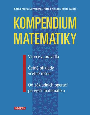 Obrázok Kompendium matematiky