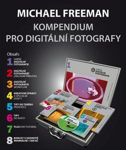 Obrázok Kompendium pro digitální fotografy