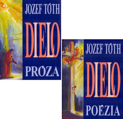 Obrázok Komplet 2ks Dielo Próza+Poézia