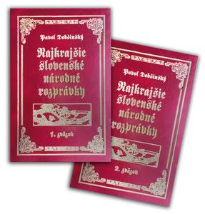 Obrázok Komplet 2 ks Najkrajšie slovenské národné rozprávky