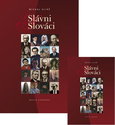 Obrázok Komplet 2ks Slávni Slováci