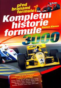 Obrázok Kompletní historie Formule 3000