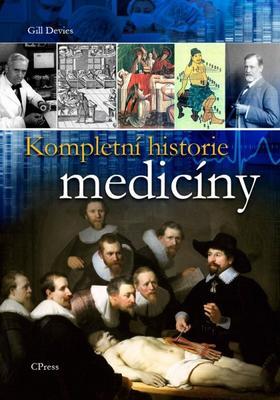 Obrázok Kompletní historie medicíny