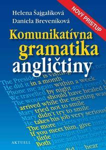 Obrázok Komunikatívna gramatika angličtiny