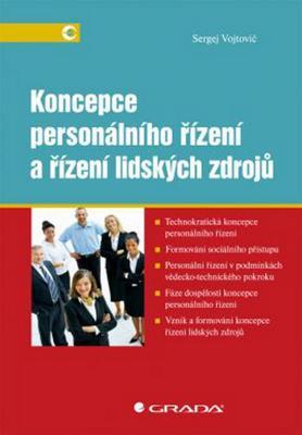 Obrázok Koncepce personálního řízení a řízení lidských zdrojů