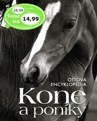 Obrázok Kone a poníky (Ottova encyklopédia)