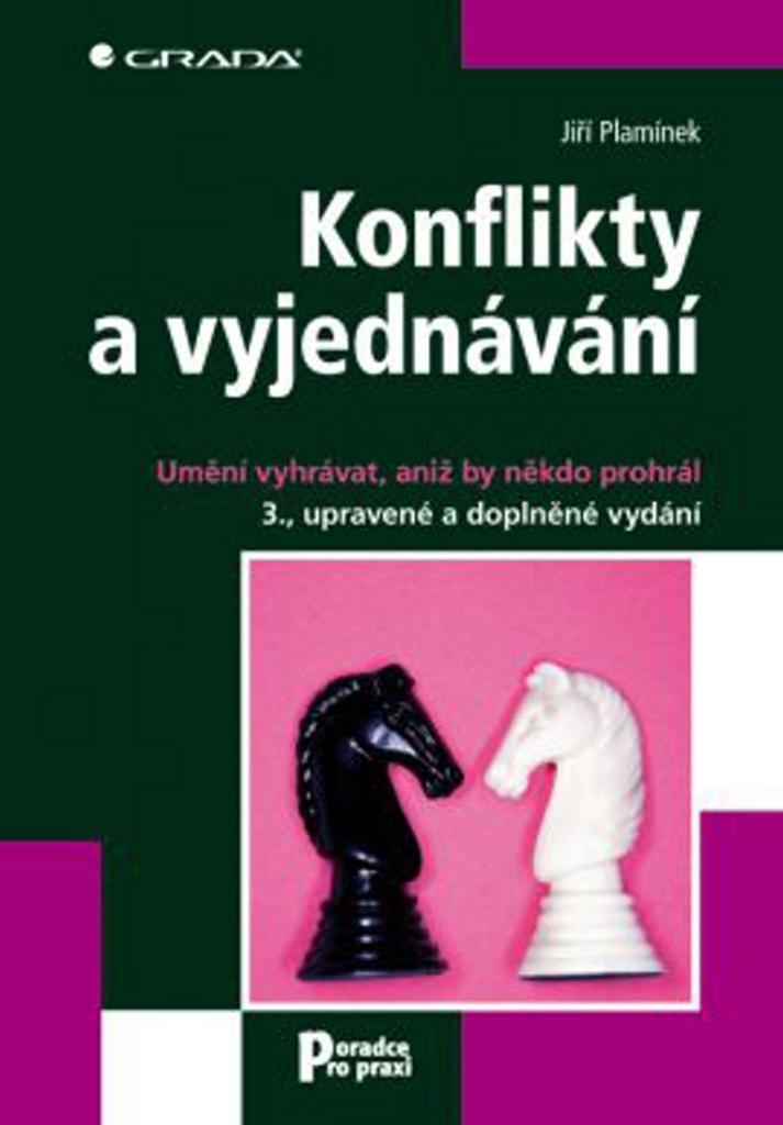 Konflikty a vyjednávání - Jiří Plamínek