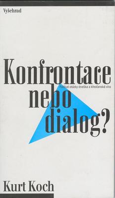 Obrázok Konfrontace nebo dialog ?