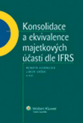 Obrázok Konsolidace a ekvivalence majetkových účastí dle IFRS