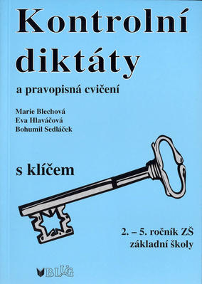 Obrázok Kontrolní diktáty 2.-5. roční ZŠ