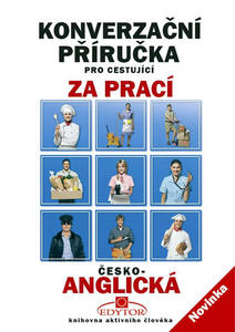 Obrázok Konverzační příručka pro cestující za prací česko-anglická