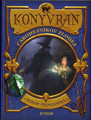 Obrázok Konyvran Čarodejníkov zlodej