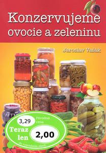 Obrázok Konzervujeme ovocie a zeleninu