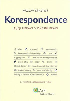 Obrázok Korespondence a její úprava v dnešní praxi