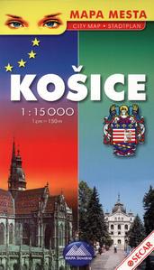 Obrázok Košice 1:15 000