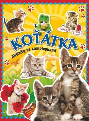 Obrázok Koťátka