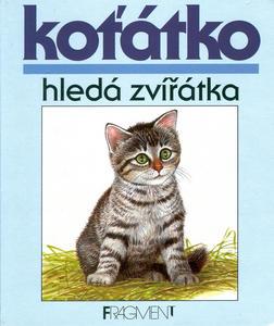 Obrázok Koťatko hledá zvířátka