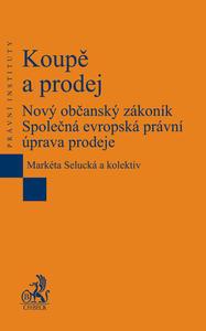 Obrázok Koupě a prodej Nový občanský zákoník