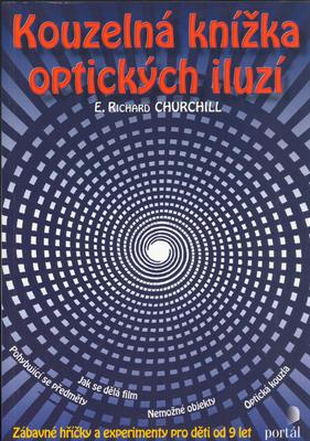 Obrázok Kouzelná knížka optick. iluzí