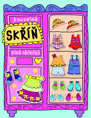 Obrázok Kouzelná skříň plná oblečků