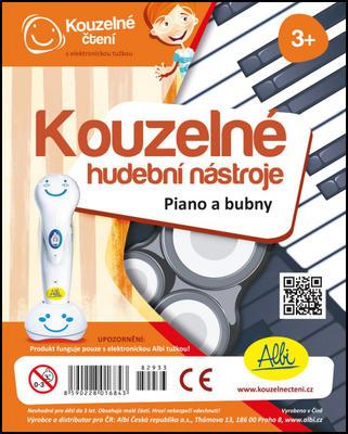 Obrázok Kouzelné hudební nástroje