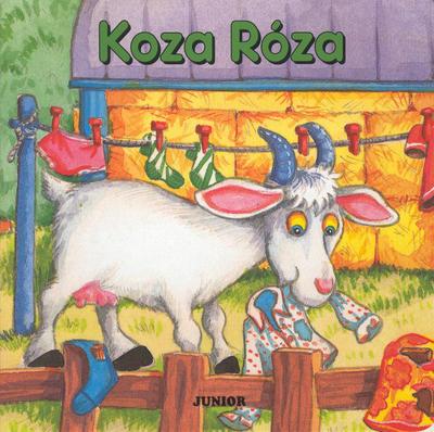 Obrázok Koza Róza - leporelo